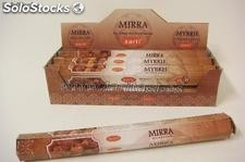 Incenso Aarti Mirra 20 sticks