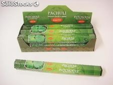 Incienso Aarti Patchouli 20 sticks
