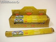 Incienso Aarti Salud 20 sticks