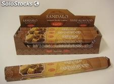 Incienso Aarti Sandalo 20 sticks