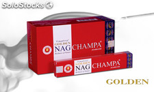Incienso golden nag champa 15GR