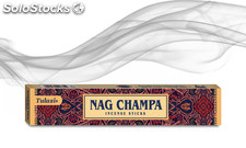 Incienso rectangular nag champa