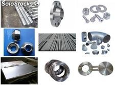 incoloy steel flange round bar wire rod fasteners tube pipe fittings forging