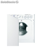 Indesit IWME 8 (EU) Integrado 6kg 800RPM A+ Color blanco Front-load