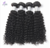 """Indian Curly Hair 4pcs unprocessed Indian Virgin Hair Deep Curly Wave Cheap Kin"