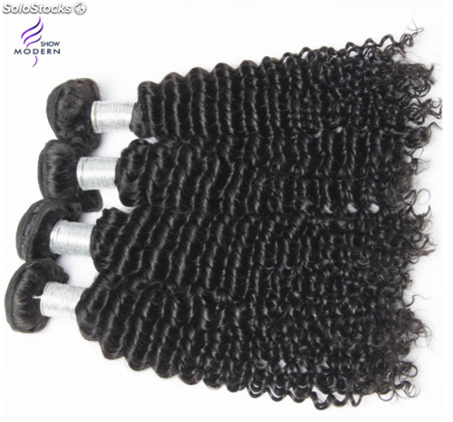 indian curly hair 4pcs unprocessed indian virgin hair deep curly wave cheap kin. Black Bedroom Furniture Sets. Home Design Ideas