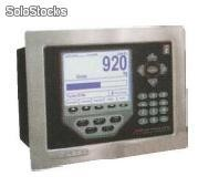 Indicador rice lake weighing systems iq 920
