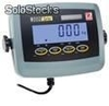 Indicatore peso con display LCD - Mod. T31P