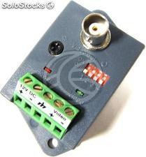 Individual Active Receiver Balun (BNC to Terminal Block 2-pin) (SK12)