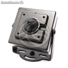Indoor Video Camera with pinhole 3.7mm lens 420TVL Sony CCD (VV67-0002)
