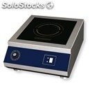 Induction hob - mod.top1indu35 - glass ceramic cooktop - induction surface mm