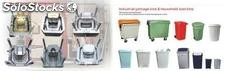 Industrial garbage bins mould