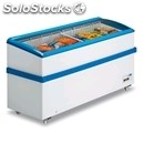 Industrial ice cream and frozen food chest freezer - series: vlc - manual