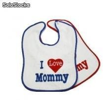 Infant Bib 2 pc