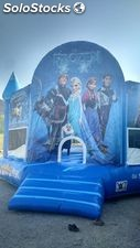 Inflable de frozen