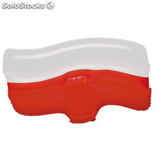 Inflatable Waving Flag Germany , White
