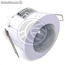Infrared motion detector for recessed ceiling white color (NG92)