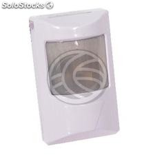 Infrared motion detector with swivel head and base (NG93)