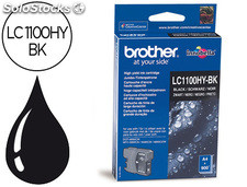 Ink-jet brother lc-1100BK negro alta capacidad 900 pag