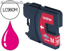 Ink-jet brother lc-980m dcp-145/dcp-165/mfc-250/mfc- 290 magenta
