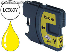 Ink-jet brother lc-980y dcp-145/dcp-165/mfc-250/mfc- 290 amarillo