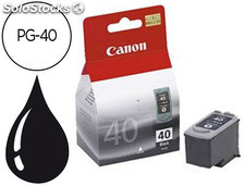 Ink-jet canon ip1200 1300 1600 2200 mp150 160 170 450 460 jx200 55 negro pg-40