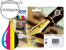 Ink-jet epson 16 xl multipack workforce wf-2010w wf-2510wf wf-2520nf wf-2530wf