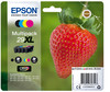 Ink-jet epson home 29XL T2996 XP435 330 235 multipack 4 colores negro amarillo