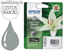 Ink-jet epson stylus photo r2400 t0599 negro light 520 pag