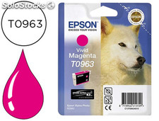 Ink-jet epson stylus photo R2880 T0963 magenta