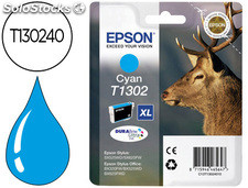 Ink-jet epson stylus t1302 cian office bx320f - extra alta capacidad -
