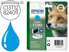 Ink-jet epson t1282 stylus s22 / sx125 cyan -170 pag-