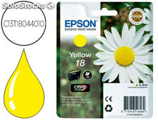 Ink-jet epson t18 amarillo expression home xp-102 xp-205 xp-305 xp-405