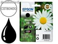 Ink-jet epson T18 negro expression home xp-102 xp-205 xp-305 xp-405 capaciidad