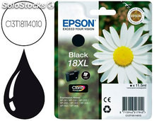 Ink-jet epson T18XL negro expression home xp-102 xp-205 xp-305 xp-405 capacidad
