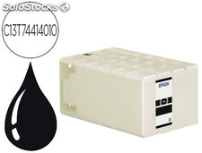 Ink-jet epson t7441 negro wp-m4000 capacidad 10000 pag
