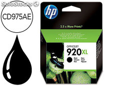 Ink-jet hp 920XL negro 1200PAG officejet/920/6500