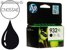 Ink-jet hp 932XL negro CN053AE officejet 6100/6600 capacidad 1000 pag