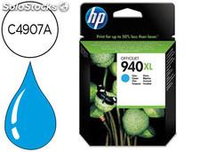 Ink-jet hp 940xl cian 16ml 1.400pag officejet pro 8000 / pro 8500