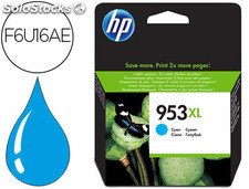 Ink-jet hp jet 953xl officejet pro 8210 / 8710 / 8725 cian 1.600 paginas