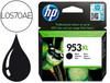 Ink-jet hp jet 953XL officejet pro 8210 / 8710 / 8725 negro 2000 paginas
