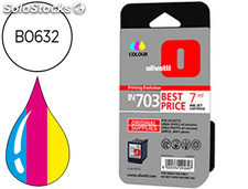 Ink-jet olivetti linea office/ office wifi/photo/simple way photo IN703 color