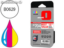 Ink-jet olivetti linea office/ office wifi/photo/simple way photo IN704 color