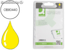 Ink-jet q-connect compatible epson stylus photo r265/r360 rx560 amarillo