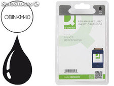 Ink-jet q-connect compatible samsung ink-m40 negro sf-330sf-331p sf-335t
