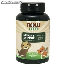 Inmune support 90 masticables now gatos y perros