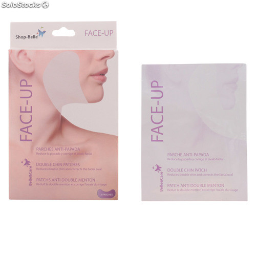 Innoatek FACE UP double chin patches 3 pz
