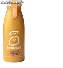 Innocent mango/pas smoothie 8x250ml