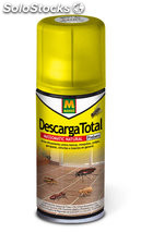 Insecticida spray preben descarga total 100 ml