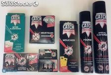 Insecticides - Produit catch
